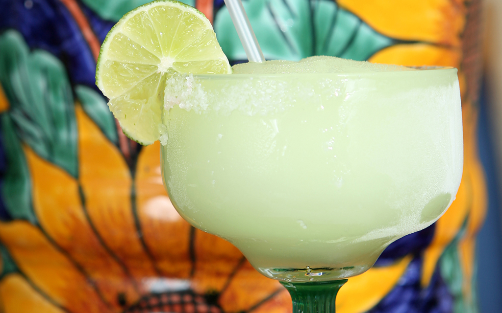 Margarita Drink Mexican Style